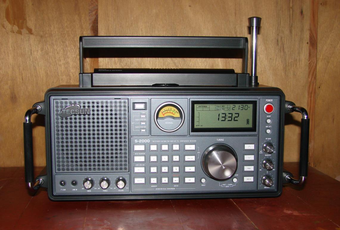 索尼sw-77等顶级收音机比较有明显