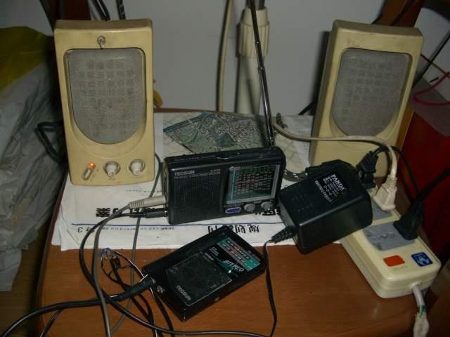 究场效应管收音机
