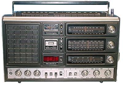 根德卫星系列收音机发展历程------从1964年至今,总计