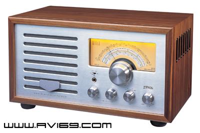 了由集成电路和优质分立元件组成的高性能收音机电路
