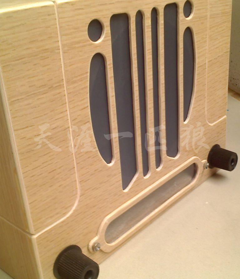 12寸喇叭音箱设计图纸展示