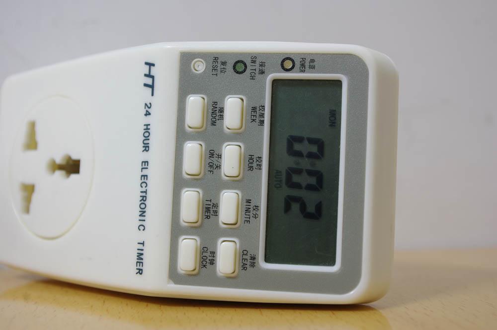 出个家用多用途时间控制电子定时器,东西不便宜!