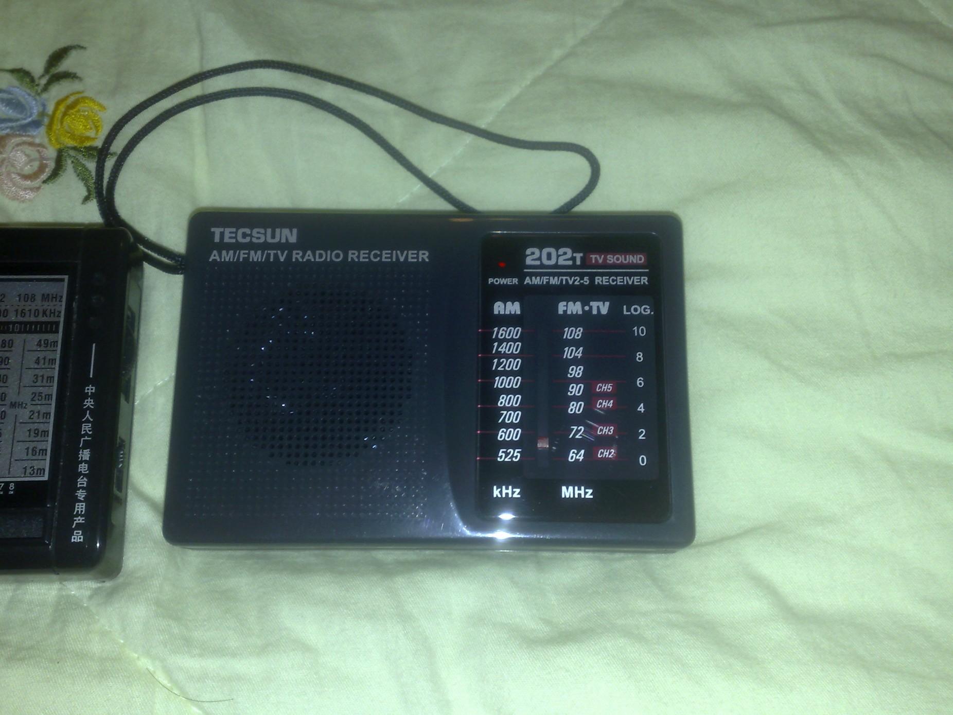 德生909a收音机电路图