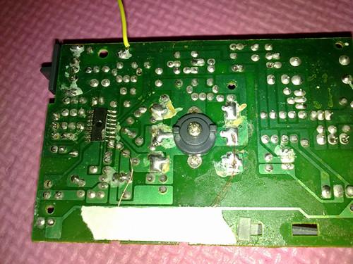 德生1012收音机电路板图
