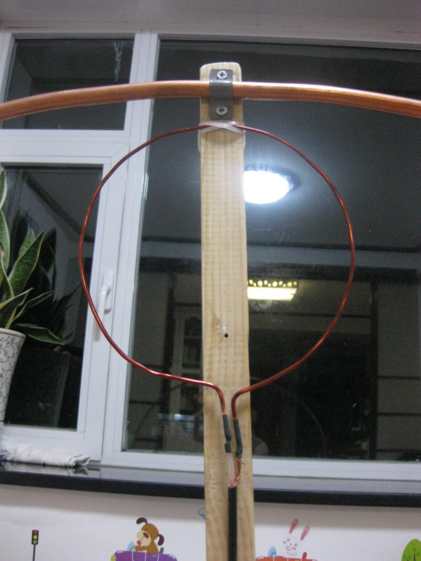短波环形天线和使用感受(转帖)